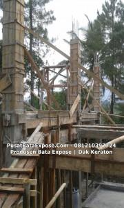 Proyek Bata Keraton / Dak Keraton.....VILA CIGOMBONG SUKABUMI.