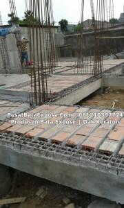 Proyek Bata Keraton / Dak Keraton....Pulau Gebang JAKARTA.
