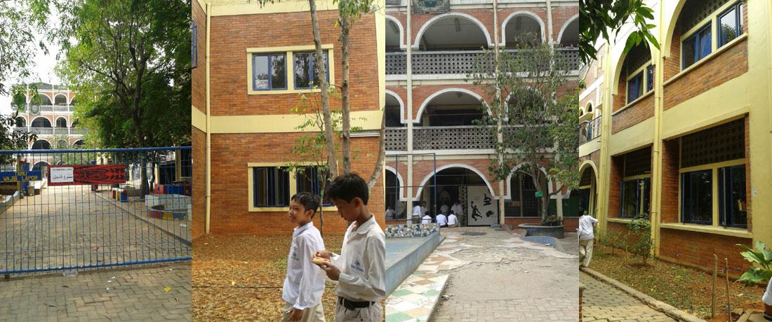 Sekolah di Cibubur